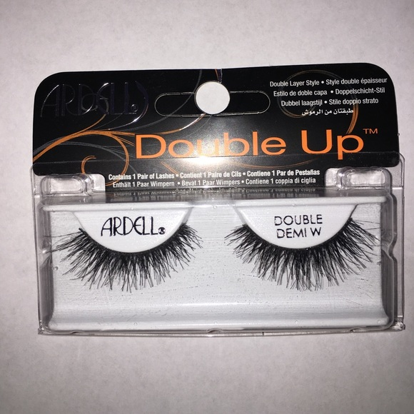 3efda5729ff Ardell Makeup | Double Up Double Demi W Lashes | Poshmark